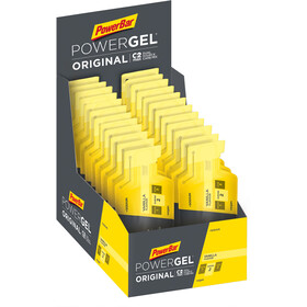 PowerBar PowerGel Original Box 24 x 41g Vanille